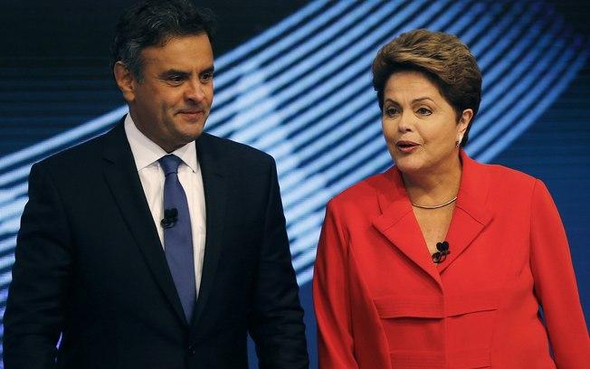 Dilma Aécio SEnado Minas Gerais