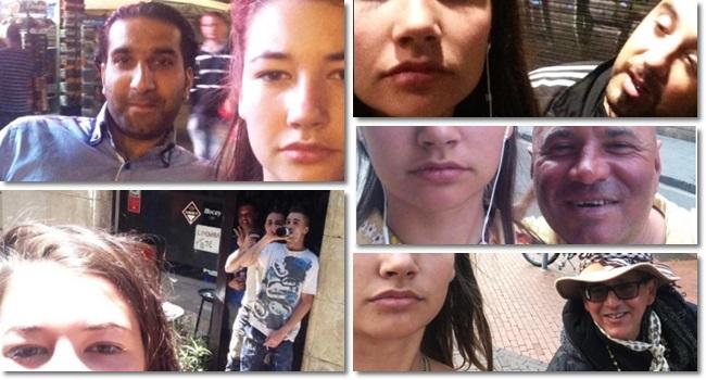 estudante maneira inusitada denunciar assédio nas ruas