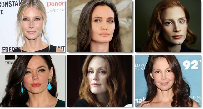 famosas denúncia abusos sexuais hollywood atrizes