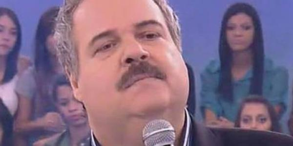 Apresentador Gilberto Barros gays