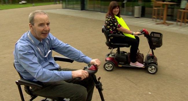 homen desiste suicídio Colin Campbell esclerose múltipla