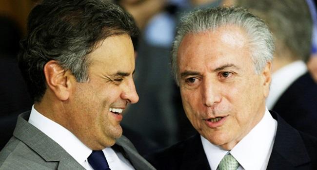 impunes temer aécio cara do brasil golpe corrupção