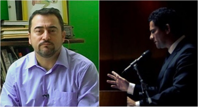 Jornalista Gladimir Nascimento conta pressionado sérgio moro matérias incômodas