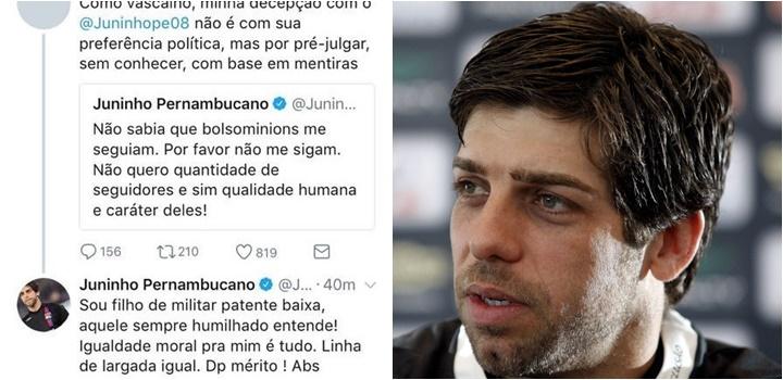 Juninho Pernambucano Bolsominions Bolsonaro