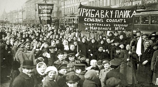 mitos verdades erros revolução russa história