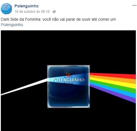 polenguinho pink floyd post