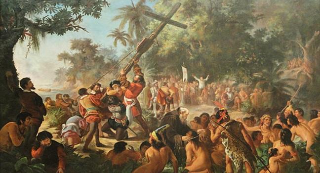 registros históricos processo civilizatório brasil mídia