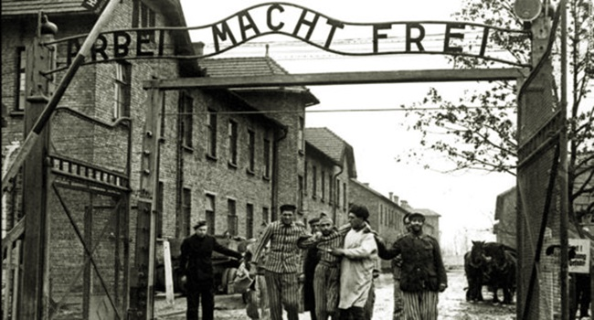 relato impressionante holocausto Auschwitz-Birkenau nazismo