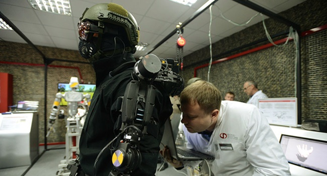 soldados robôs ameaça humanidade guerra eua
