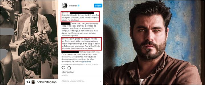 ator Thiago Lacerda ataque nu