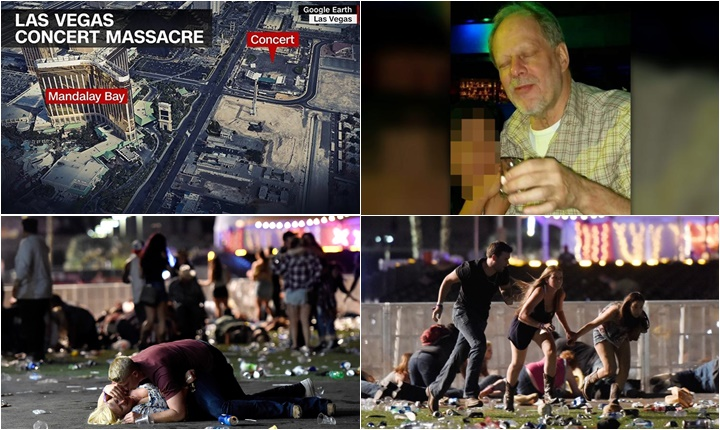 tragédia em Las Vegas Stephen Paddock
