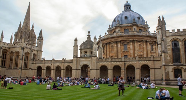 universidade de oxford perguntas inusitadas selecionar alunos ciência