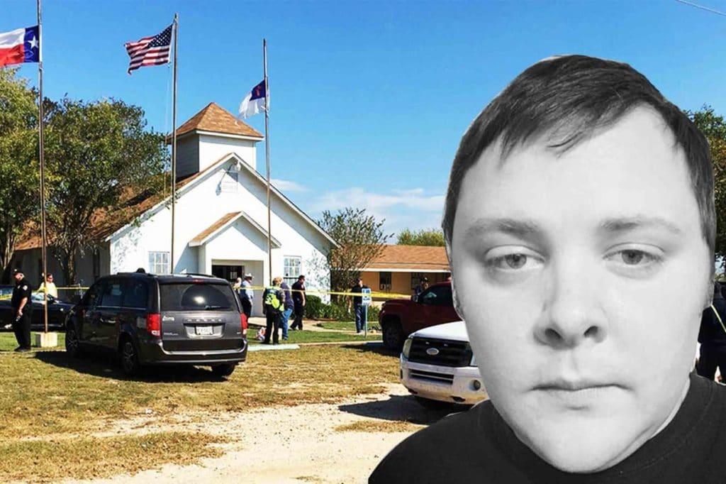 Devin Patrick Kelley igreja boatos Texas