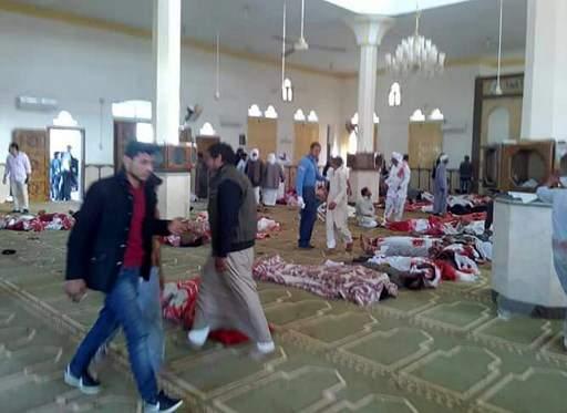 ataque mesquita Egito