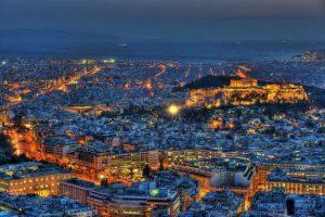 atenas-grecia-cidade-visitada