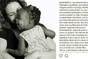 atriz-posta-foto-com-a-filha-luta-contra-o-preconceito-e-racismo
