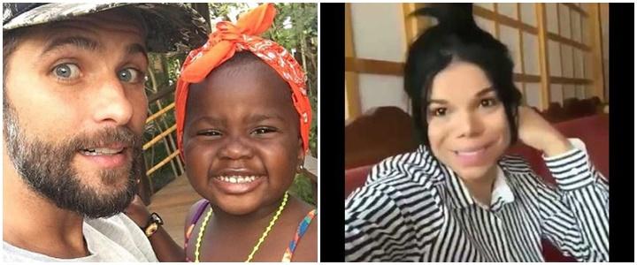 filha negra bruno gagliasso racismo