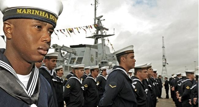 concurso da marinha abre vagas salário emprego