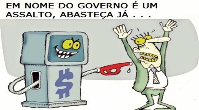 curioso caso inflação brasileira governo temer gasolina