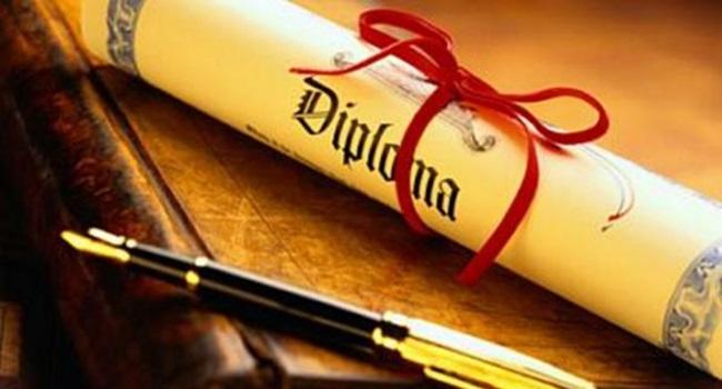distinção diploma conquista obstáculo mérito