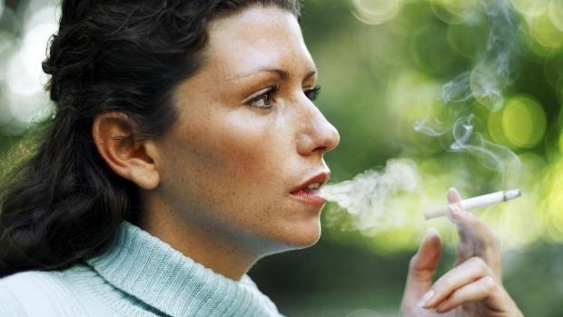 fumar faz mal a saúde