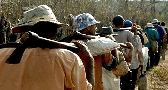 lista suja trabalho escravo brasil stf