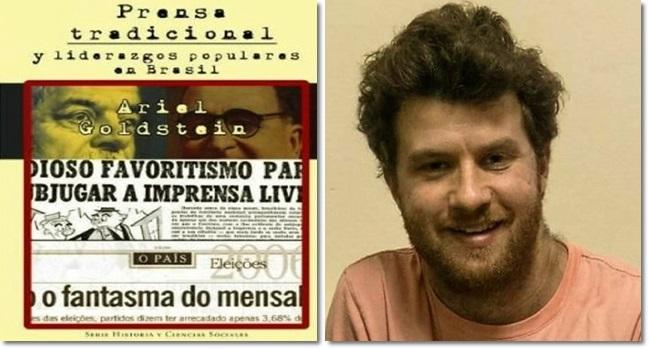 livro pesquisador argentino mídia Lula e Getúlio Vargas