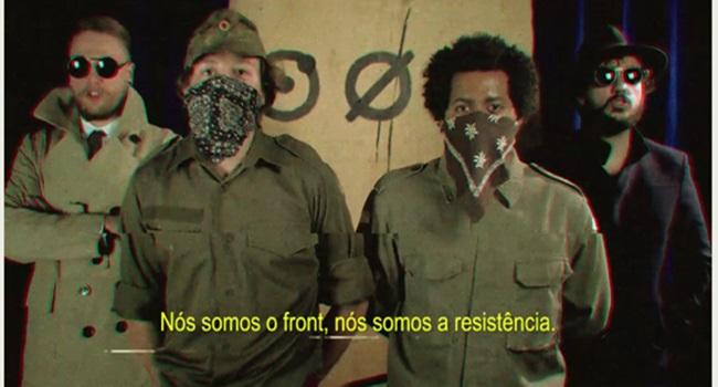 mbl plágia estado islâmico vídeo exterminar esquerda brasil