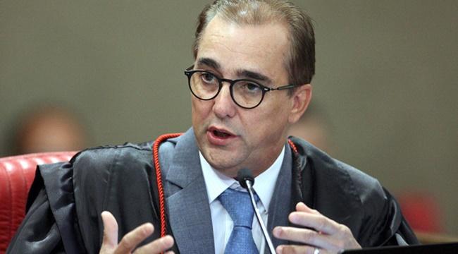 ministro tse denunciado agredir esposa Admar Gonzaga