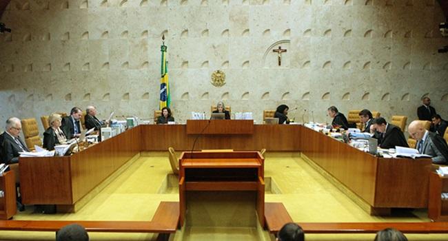 ministros stf enterrar investigações corrupção lava jato aécio neves