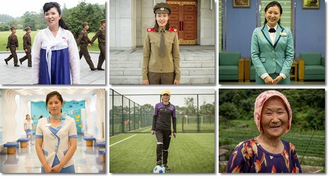 mulheres Coréia do Norte fotógrafo brasileiro ásia moda