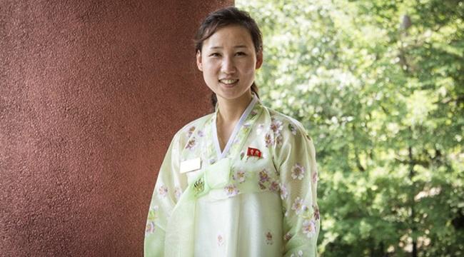 mulheres Coréia do norte fotografia estilos moda