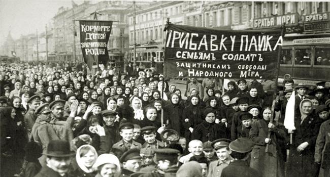 revolução russa 1905 ensina 1917 Alemanha guerra