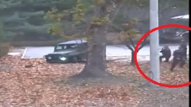 soldado norte-coreano foge sul