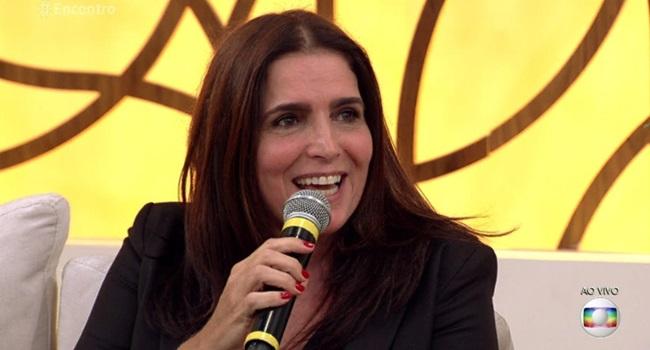atriz malu mader aplaudida falar aborto encontro rede globo