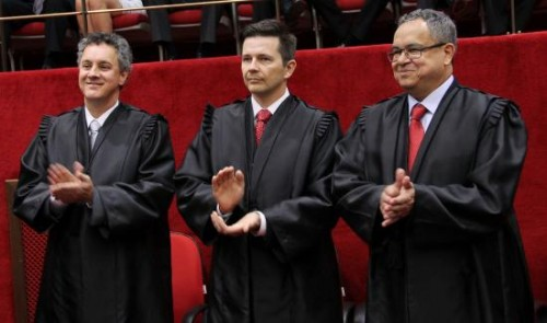 julgamento de Lula no TRF-4 desembargadores