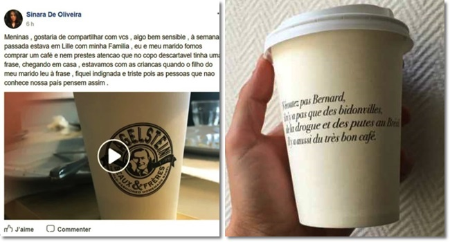 fast food francesa brasil drogas putas favelas