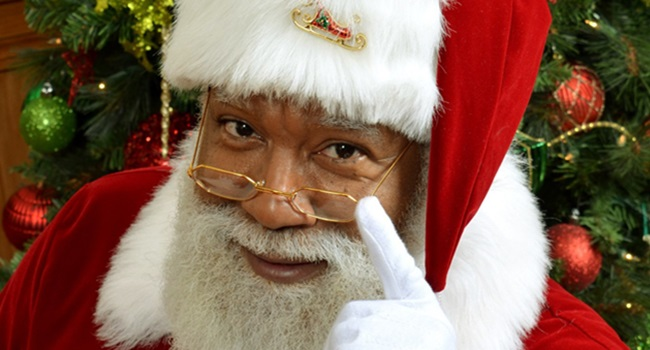 papai noel negro crônica de natal