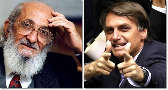 Paulo Freire Bolsonaro pobres educação escolas qualidade