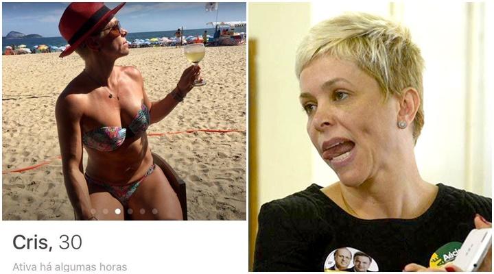 cristiane brasil aplicativo de paquera ministra do trabalho