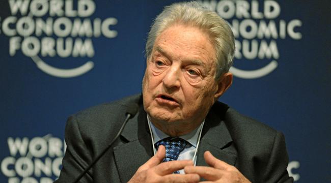 George Soros previsão caótica google facebook tecnologia mercado democracia