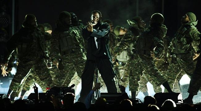 grammy kendrick lamar soldados marchar contra racismo negros