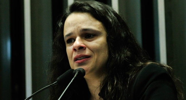 Janaína Paschoal processada professores usp