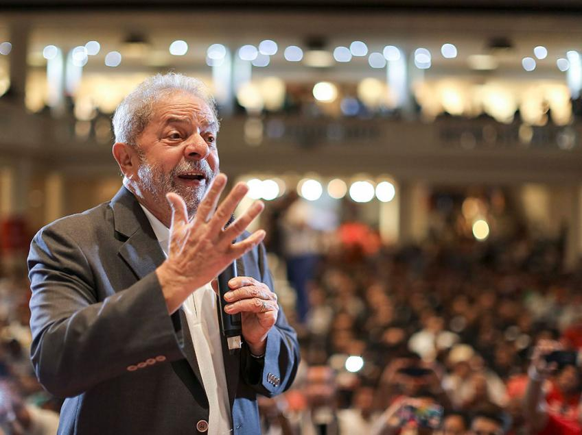 contra Lula new york times