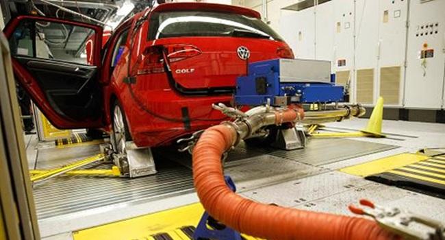 Macacos e humanos usados testes com diesel montadoras alemães VW bmw