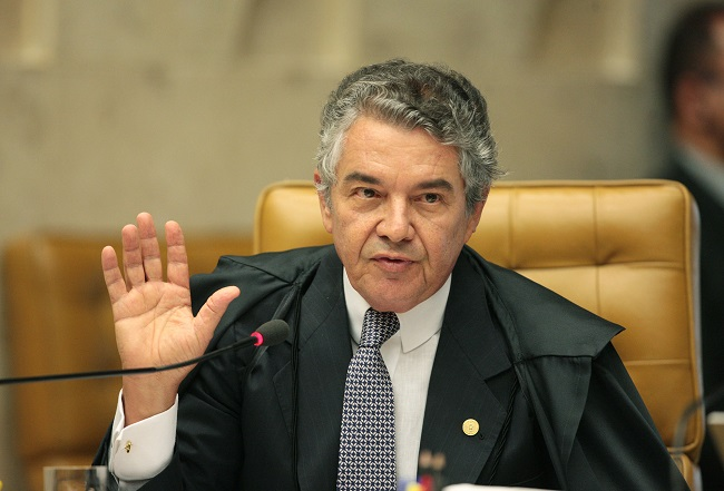 Marco Aurélio Mello prisão de Lula