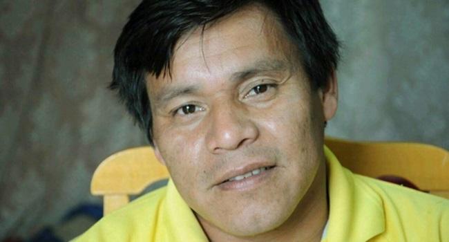 Marcondes Namblá tragédia voz não deve calar professor índios