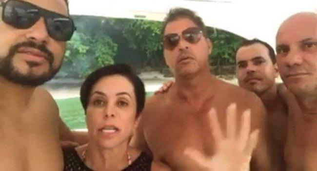 pai cristiane brasil ministra critica vídeo barco iate marun defende