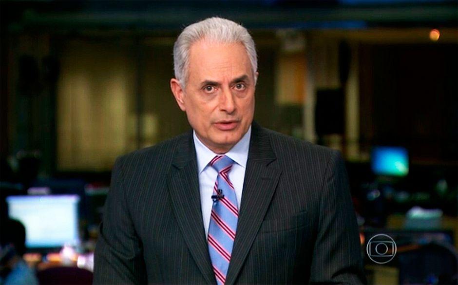 William Waack fala pela primeira vez saída da Rede Globo