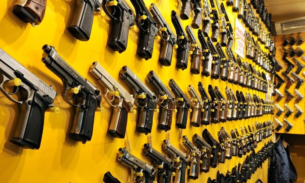armas de fogo brasil